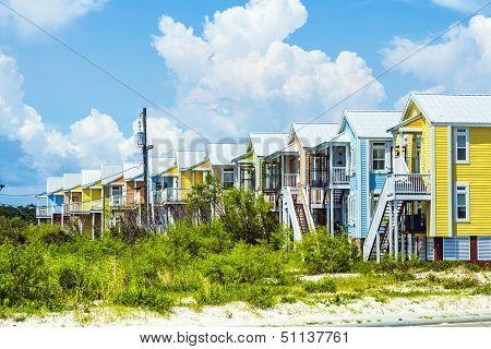 New Houses After Hurricane Katrina