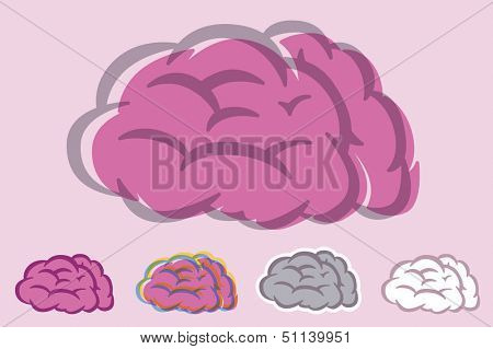 Brain tooned collection