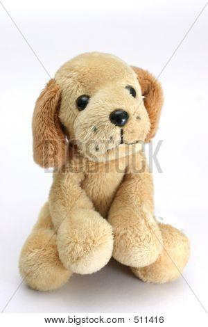 Soft-toy Dog