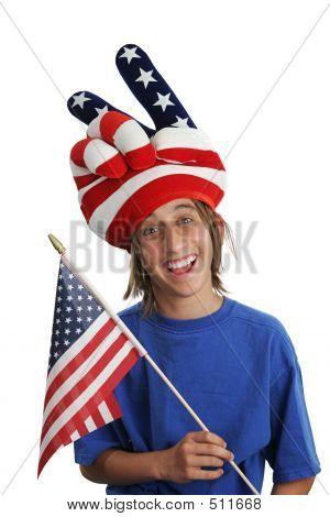 Patriot Boy - Funny