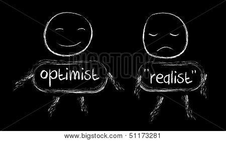 Optimist Or Realist