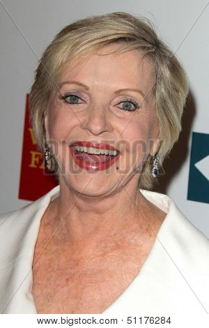 LOS ANGELES - SEP 7:  Florence Henderson at the