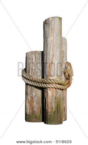 Estacas de log