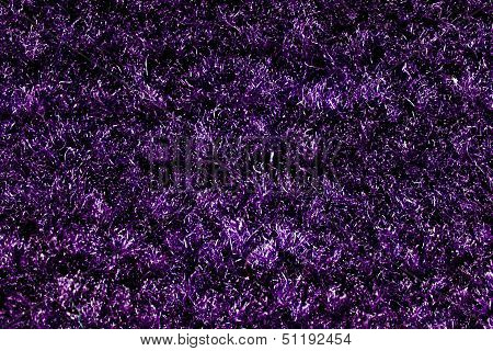 Purple Sticky Tape, Fleecy