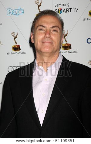 LOS ANGELES - SEP 20:  Al Sapienza at the Emmys Performers Nominee Reception at  Pacific Design Center on September 20, 2013 in West Hollywood, CA