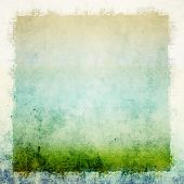 stock photo of impressionist  - Vintage grunge background - JPG