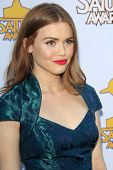 LOS ANGELES - JUN 26:  Holland Roden arrives at the 39th Annual Saturn Awards at the Castaways on Ju