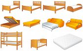 pic of bunk-bed  - Various bedroom furniture - JPG