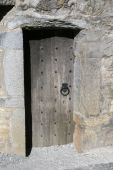 Doors To The Medieval Castle poster