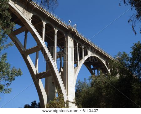 Historic Pasadena Bridge
