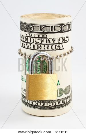 Locked Dollars