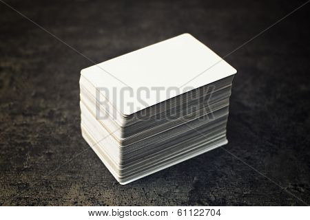 Business Cards With Rounded Corners