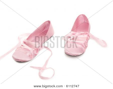 Pink shoes sandals