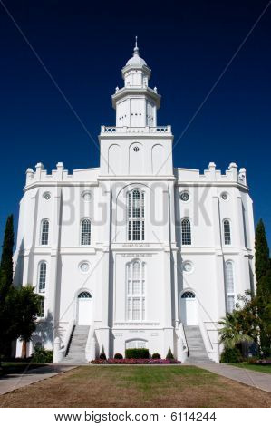 St George Utah Temple
