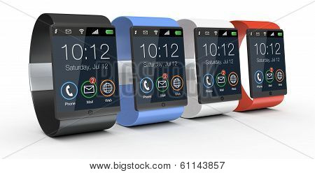 Modern Smartwatches