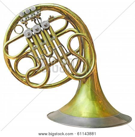 Old French Horn