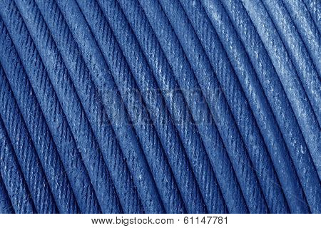 Wire Rope Texture