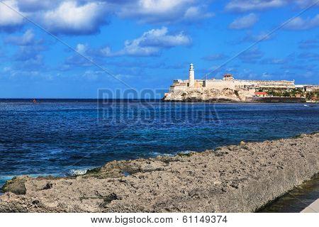 Castillo del Morro, La Havana