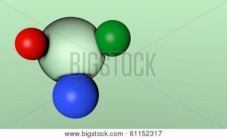 Molecule Collision