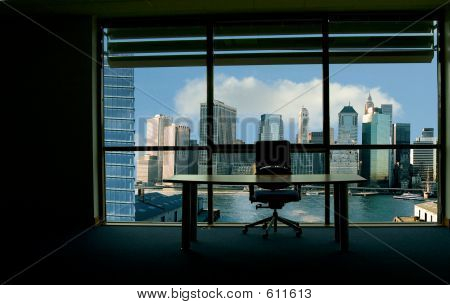 Office At New York