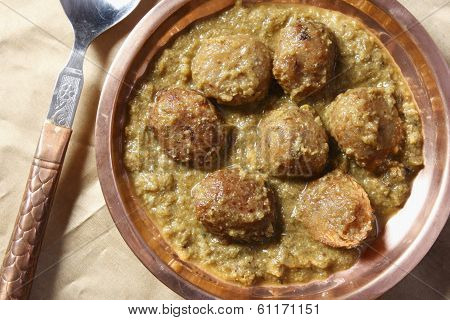 Chanar Dalna - A Popular Gram And Potato Based Dish From Eastern Part Of India