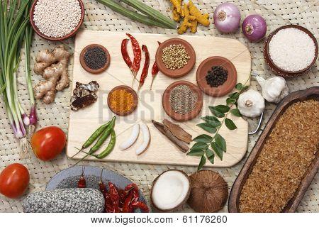 Ingredient Mixture