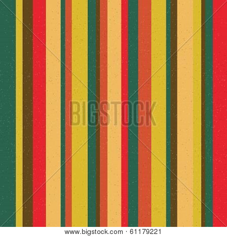 Vector discreet striped background