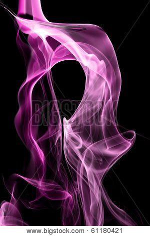 Pink Smoke