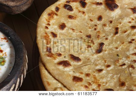Dal Jo Lolo Is A Pancake Made With Yellow Moong Dal And Spices