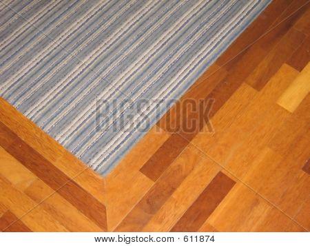 Carpet And Parquet Flooring