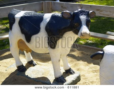 Cow Statue