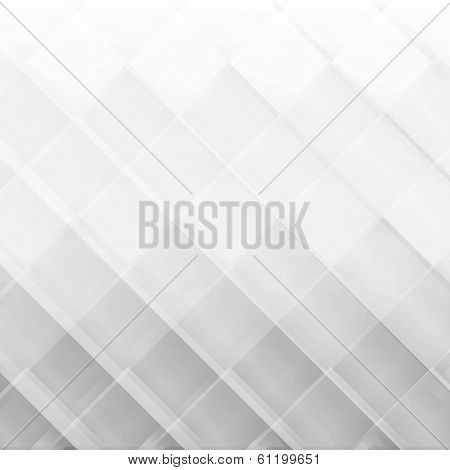 Abstract Grey Background, Vector Illustration