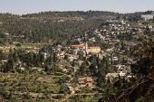 foto of church mary magdalene  - Beautiful photo panorama  - JPG