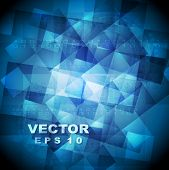 Abstract binary code vector tech design