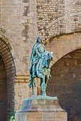 Monument Of Ramon Berenguer Iii, Count Of Barcelona