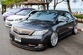 Tuned Car Toyota Corolla Altis