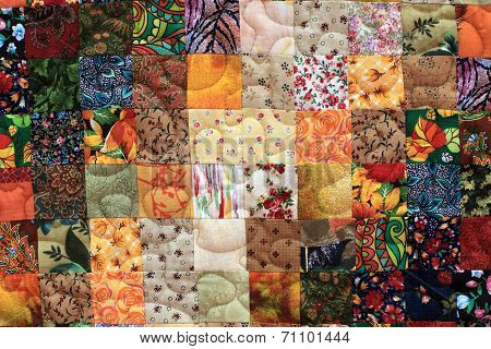 Details Of Homemade Patchwork