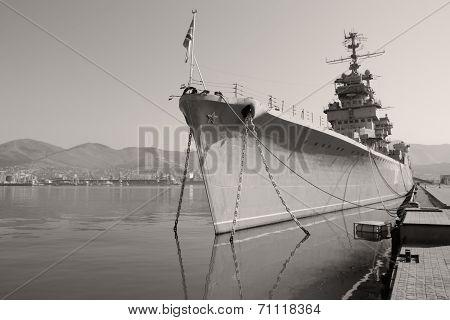 Russian Warship.