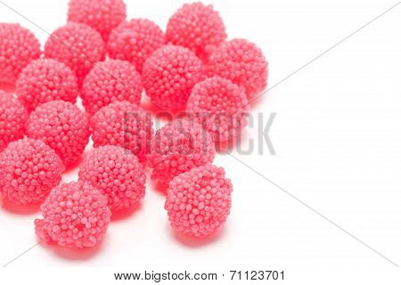 Sweet Jelly Candy Balls