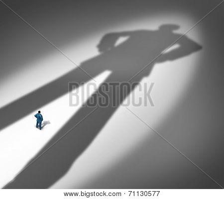Under A Shadow
