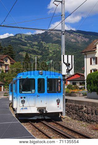 Rigi Railways Locomotive