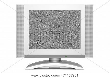 Noise On Tv Screen