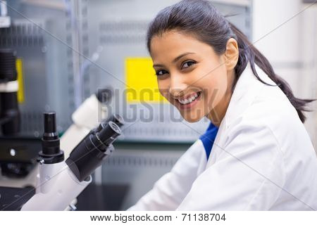 Smiling Scientist, Doctor