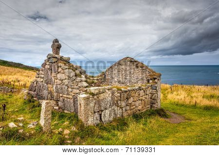 St Helens Oratory Cornwall