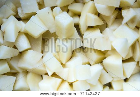 Diced Potato