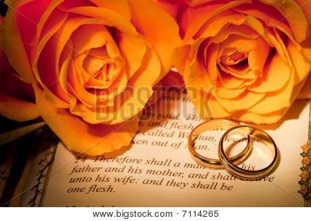 Bible Wedding