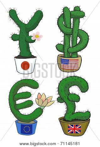 Prickly Money