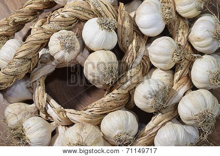 String Of Garlic