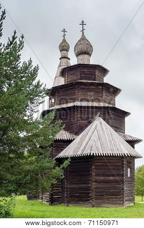 Open-air Museum Of Wooden Architecture