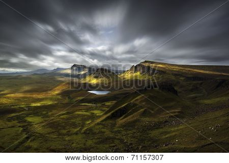 Quiraing View, Scotland